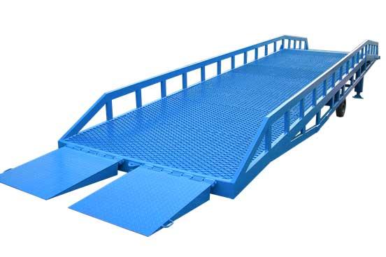 6吨移动登车桥