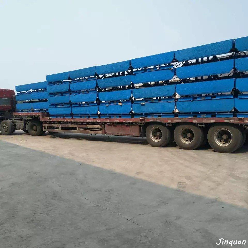 12吨固定登车桥