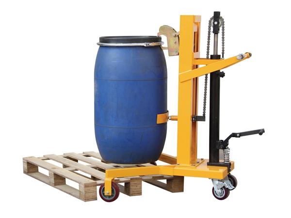 脚踏油桶车