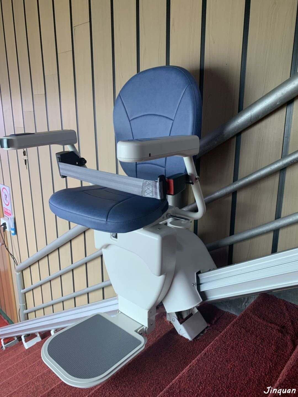 直线式斜挂座椅电梯