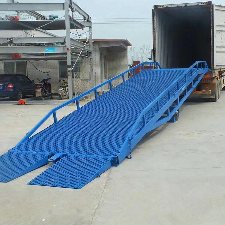 12吨移动登车桥