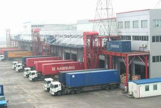 渤海港选用升降平台
